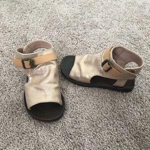 Toddler girls Blowfish sandals